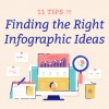 11 tips to help you create an infographic