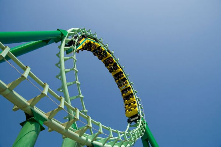 avoid roller coaster marketing by creating a marketing plan