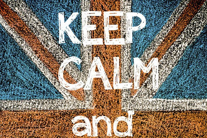 first world war propaganda and the keep calm poster